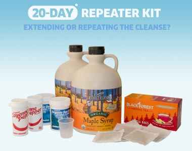 20 Day Repeater Kit